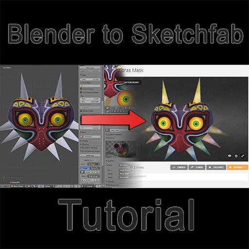 How To Import Sketchfab Models Into Blender